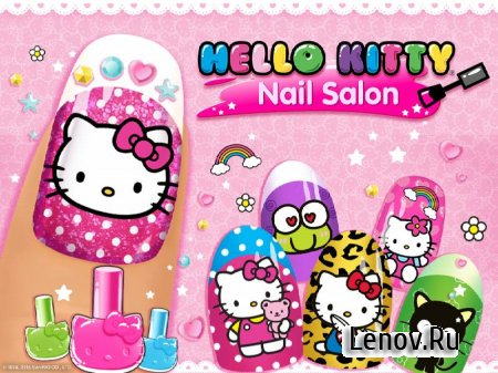 Hello Kitty Nail Salon v 1.10 Mod (Unlocked)