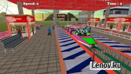 Hill Mountain Roller Coaster v 1.2 Mod (Unlocked)