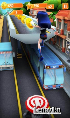 Bus Rush v 1.17.00 (Mod Money)