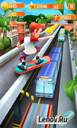 Bus Rush v 1.16.04 (Mod Money)