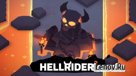 Hellrider 2 v 1.85 (Mod Money/Unlocked)