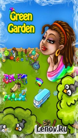 Green Garden – Herb Commune v 39.0.1 (Mod Coins/Hearts)