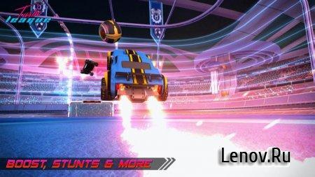 Turbo league v 1.8 Мод (много денег)