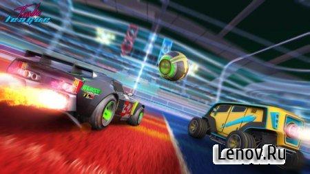 Turbo league v 2.1 Мод (много денег)