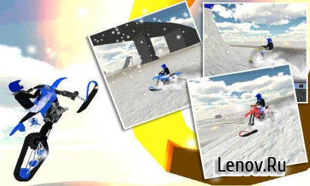 Extreme Snow Mobile Stunt Bike v 1.0.2 (Mod Money)