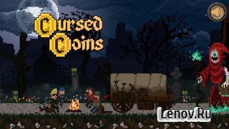 Cursed Coins v 1.17.0 (Mod Money)