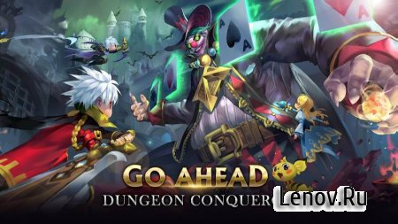Devil and Dungeon v 1.0.7 (1 Hit Kill/God mode)