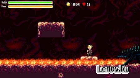 Battle Of Saiyan Heroes v 1.0.2 Мод (Infinite Power/Health)