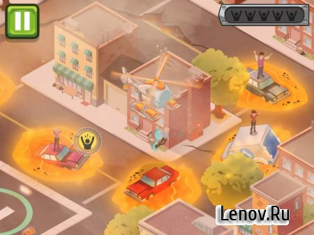 Transformers Rescue Bots: Hero Adventures v 2.0 Мод (Unlocked)