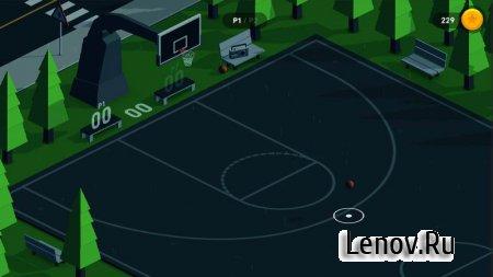HOOP - Basketball (обновлено v 1.5.4) (Mod Money)