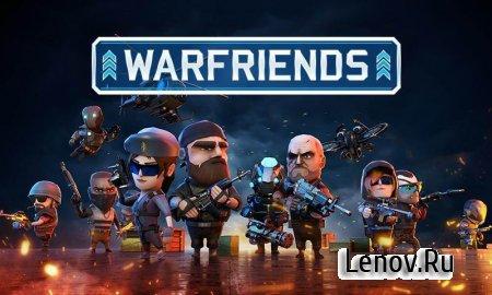 WarFriends v 2.6.0 Мод (много денег)