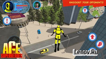 Age of Superheroes v 2.0.0 (Mod Money)