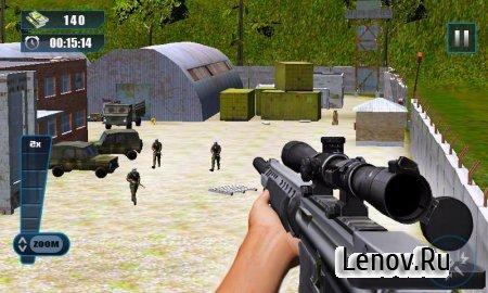 Sniper: Elite Killer v 1.6 Мод (Unlimited ammo/cash & No reload)