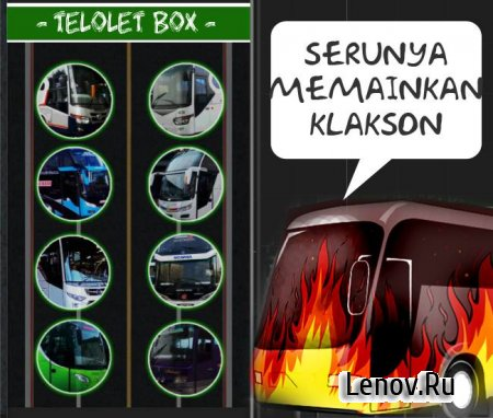 Mini bus telolet v 6 (Mod Money)