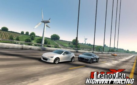 CarX Highway Racing v 1.71.3 (Mod Money)