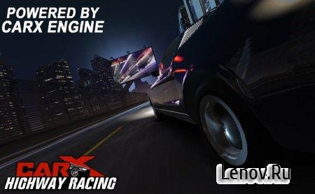 CarX Highway Racing v 1.64.2 (Mod Money)