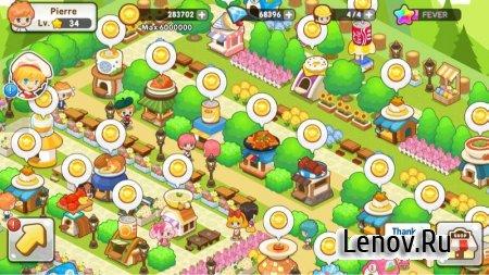 Restaurant Paradise v 1.11.1 (Mod Money)
