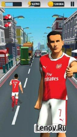 Arsenal FC - Endless Football v 1.1 (Mod Money)