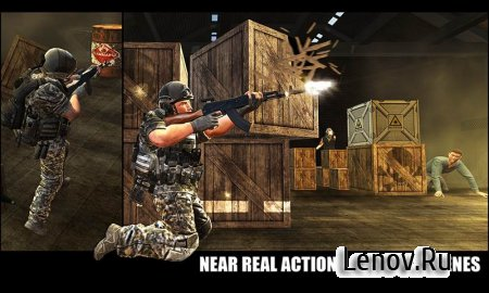 US Army Commando Survival (обновлено v 1.4) (Mod Money)