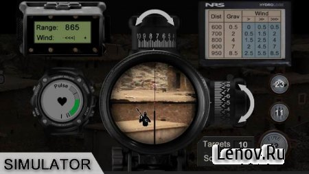 Pro Shooter: Sniper v 2.01 (Mod Money)