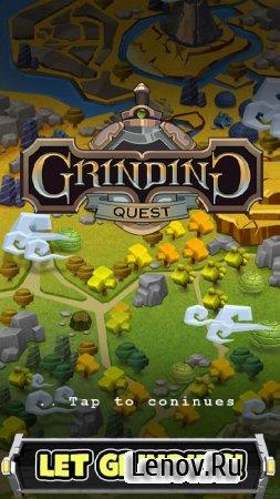 Grinding Quest Returns v 1.3.9.0 Мод (много денег)