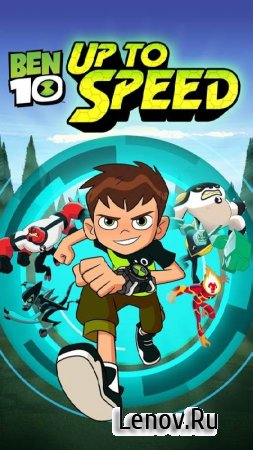 Ben 10: Up to Speed v 1.8.2 (Mod Money/spend)