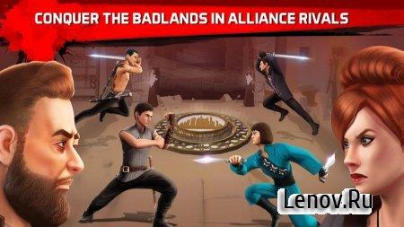 Into the Badlands Blade Battle v 1.4.119 Mod (Unlimited Gold & More)