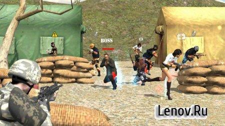 Action Strike Герои: Онлайн PVP FPS v 0.9.33 b691 Мод (много денег)