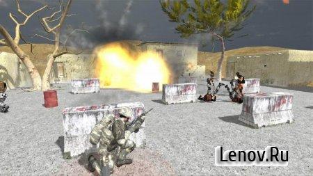 Action Strike Герои: Онлайн PVP FPS v 0.9.33 Мод (много денег)