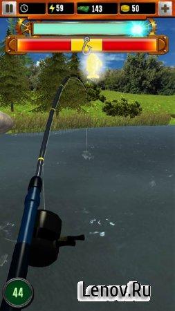 Big Sport Fishing 2017 (обновлено v 1.2.7) (Mod Money)