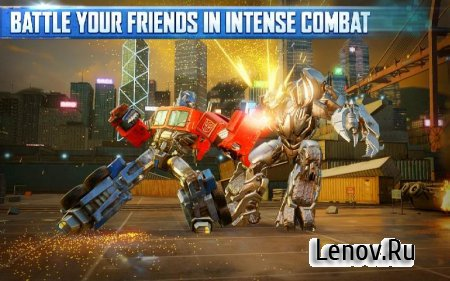 TRANSFORMERS: Forged to Fight v 8.2.1 Mod (Unlocked)