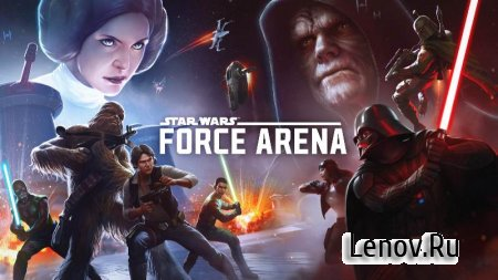 Star Wars™: Force Arena v 3.2.4