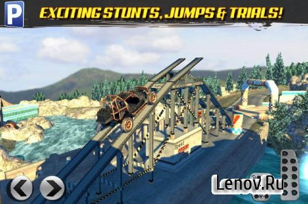 Extreme Hill Climb Parking Sim v 1.0 (Mod Money)