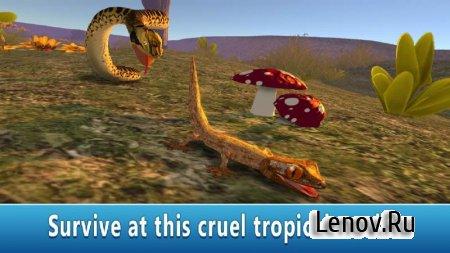 Lizard Simulator 3D v 1.0 (Mod Money)
