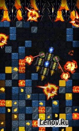 Crazy Driller: Fury v 2.9.0 (Mod Money)