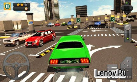 Multi storey Car Parking 3D v 1.2 Мод (all levels unlocked)