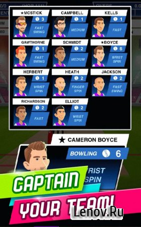 Stick Cricket Super League v 1.3.5 (Mod Money)