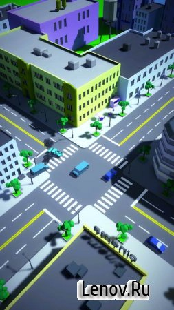 Crossroad crash (обновлено v 1.0.4) (Mod Money/Ads-Free)