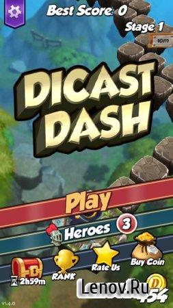 Dicast:Dash v 2.0.1 (Mod Money)