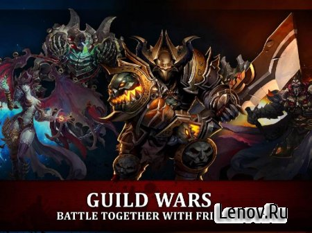 Blood Knights v 1.2.83712 (1 Hit Kill/God Mode)