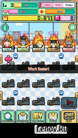 WorkeMon v 1.0.30 (Mod Money)