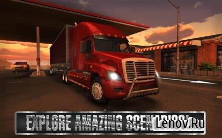 Truck Simulator USA v 4.1.1 (Mod Money)