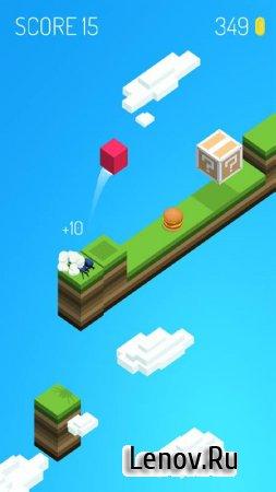 Burger Jump Journey v 1.0.1 (Mod Money)