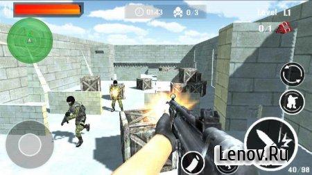 Gun Strike Blood Shoot v 1.0 (Mod Money)