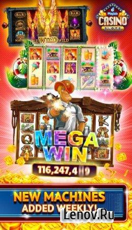 Playlab Free Casino Slots (обновлено v 2.15.41) Мод (Coins/All VIP Unlocked)