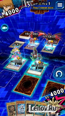 Yu-Gi-Oh! Duel Links v 4.5.0 Mod (Unlock Auto Play/Always Win with 3000pts+)
