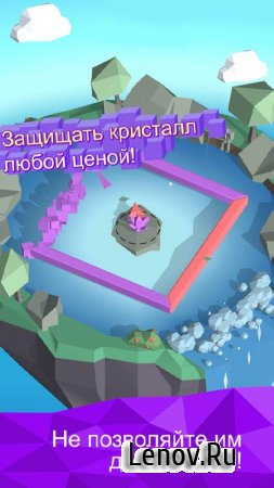 Crystal Rush (обновлено v 1.0.20) (Mod Money/Unlocked)