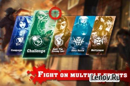 Zombie Trigger v 1.2.2 (1 Hit Kill/God Mode & More)