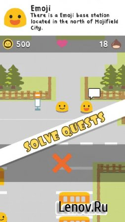 Emoji Quest v 1.0.11 Мод (Unlocked)