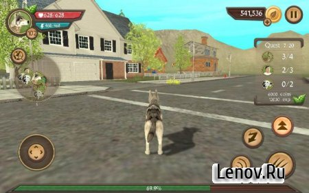 Dog Sim Online: Raise a Family v 100 (Mod Money)